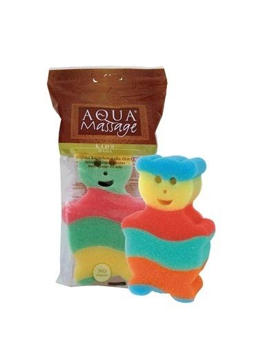 Aqua Massage AQUA MASSAGE ÇOCUK SÜNGERİ DADA 104 Renksiz